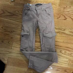 Cute cargo mauve joes jeans